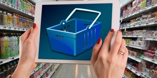 panier boutique en ligne